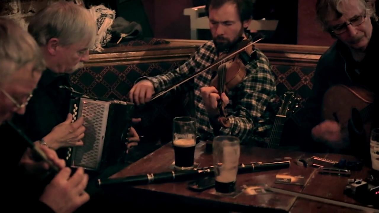 Limerick Ireland - Irish Traditional Music Session