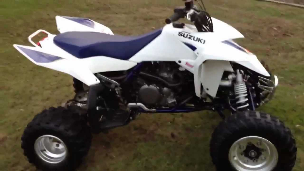 2007 Suzuki LTR450 for sale - YouTube