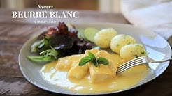 Beurre Blanc Tutorial | The French Cooking Academy