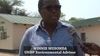 UNDP Promotes Honey Production and Conservation Farming in Northwestern Zambia