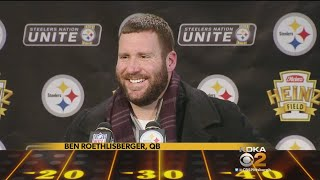 Ben Roethlisberger: 'I Look Forward To Next Year'