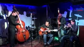 Djangoband и Константин ГЕВОНДЯН - концерт в клубе Дом у дороги