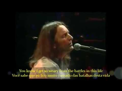 ROGER HODGSON, Supertramp co-founder - LORD IS IT MINE, subitiles english and portuguese
