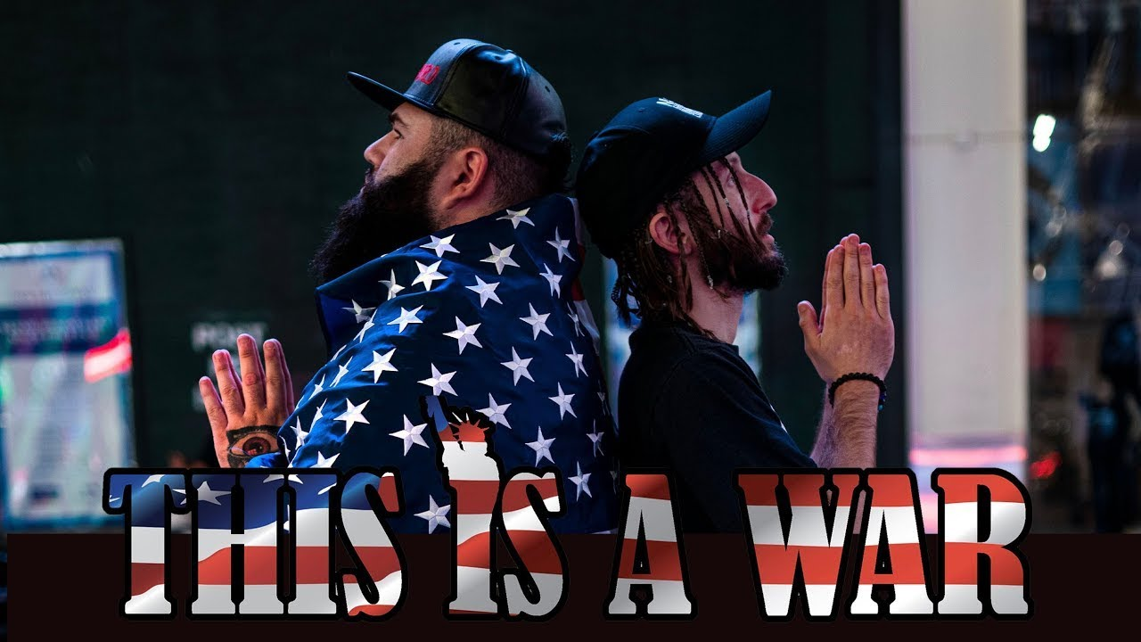 DOWNLOAD: Hi-Rez & Jimmy Levy – This Is A War (Official Video) Mp4 song
