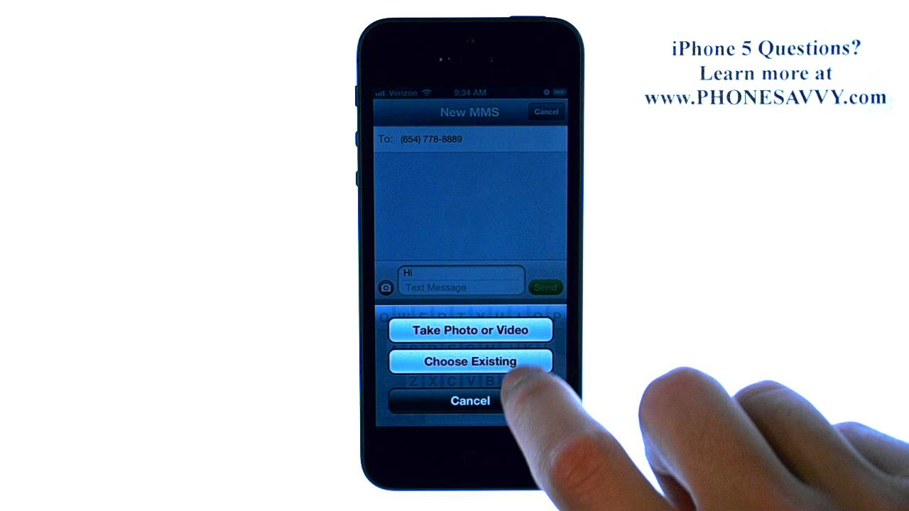 how to send photos from iphone apple iphone 5 ios 6 how do i send a picture message 2012