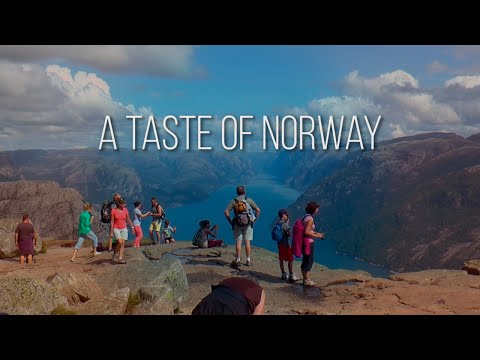 Travel to Norway - Experience the Pulpit Rock - Preikestolen, Stavanger and Telemark.