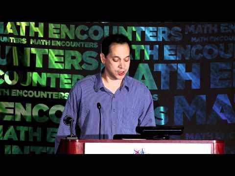 Math Encounters -- Beyond Animation -- Ken Perlin (Presentation)