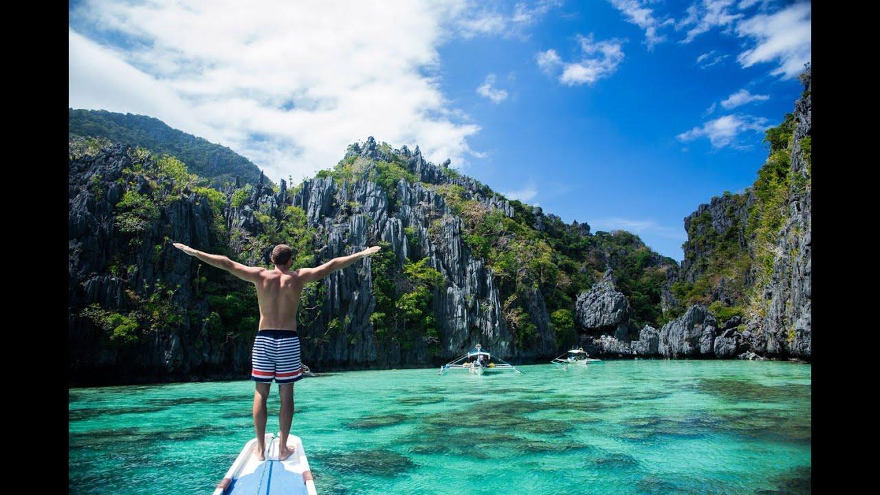 Рай на Филиппинах - потрясающее видео с нашего отдыха!