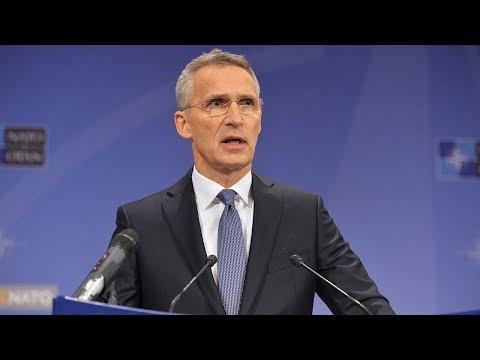 NATO Secretary General pre-ministerial press conference, 26 APR 2018, Part 1 of 2
