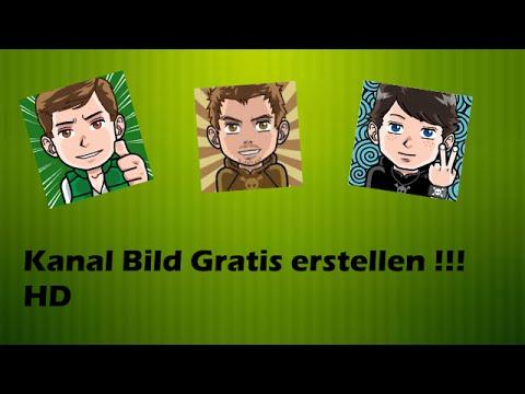 Gratis Kanal Bild Erstellen HD