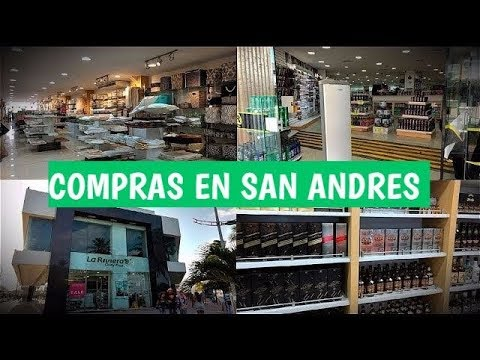 Compras en san andres isla tips y recomendaciones for Centro comercial aki piscinas precio