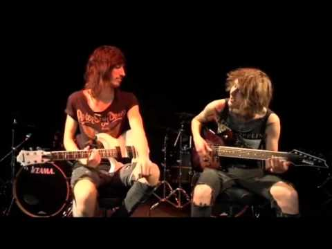 exclusive asking alexandria lesson from to the stage (leccion exclusiva) + tabs