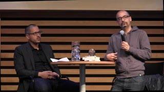 PEN Ideas in Dialogue: Junot Díaz | April 28, 2016 | Appel Salon