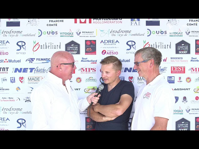 Final show from Montbéliard - 63rd Coupe Aéronautique Gordon Bennett 2019