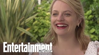 Elisabeth Moss On Her Big Year & Her Role In 'The Square' | Cannes 2017 | Entertainment Weekly