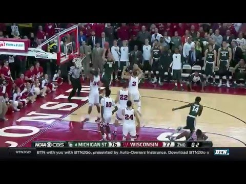 Michigan State at Wisconsin - Men