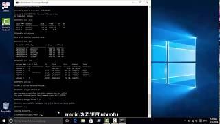 Hướng dẫn gỡ bỏ Ubuntu sạch sẽ nhất bằng lệnh trên Windows theo chuẩn UEFI-GPT