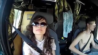 Путешествие на автодоме