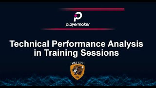 Hull City Presenting on Technical Performance Analysis at the Elite Seminar