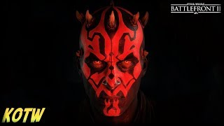 Star Wars Battlefront 2 TOP 5 KILLS OF THE WEEK (Mighty Maul Returns!)
