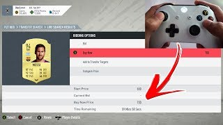 hOW TO SNIPE PLAYERS *FAST* ON FIFA 20 (NEW METHOD TO SNIPE FASTER ON CONSOLE)