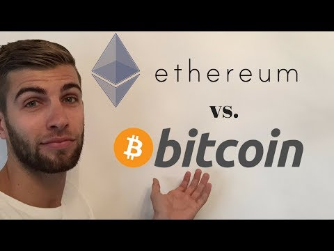 Etherium vs Bitcoin | Cryptocurrency Investment News
