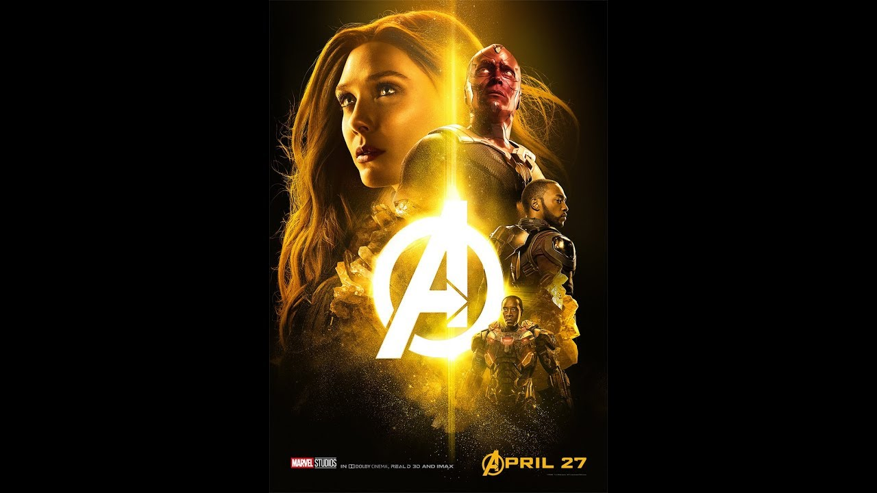 Avengers: Infinity War Windows 10 Theme