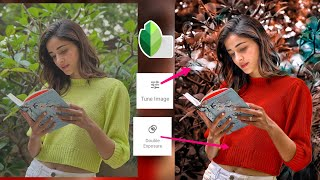 Snapseed New 2 Tricks Best Color Effect | New Snapseed Photo Editing
