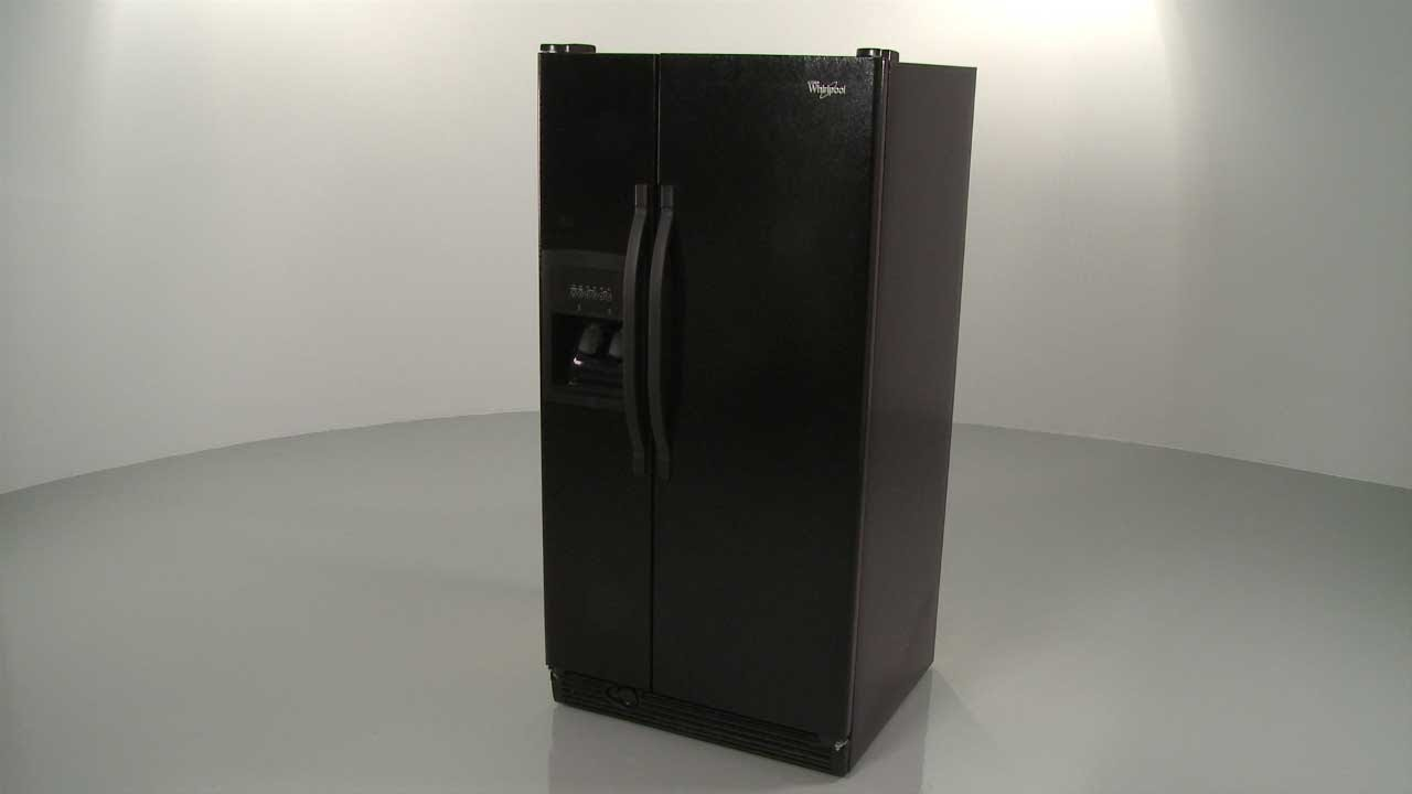 Whirlpool Refrigerator Disassembly Model Ed2kvexvb01