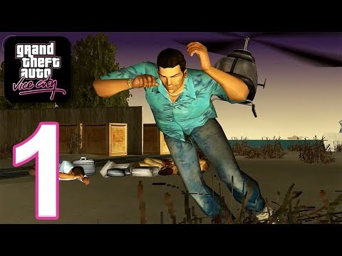 Grand Theft Auto: Vice City - Gameplay Walkthrough Part 1 (iOS, Android)