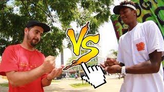 GAME OF SKATE - BARSOTTI vs GUI ALVES