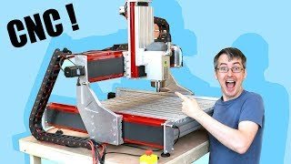 Building my CNC Machine Router Table | XRobots
