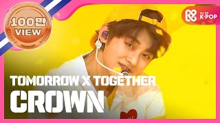 Gambar cover Show Champion EP.307 TOMORROW X TOGETHER - CROWN