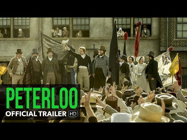PETERLOO Trailer Mongrel Media