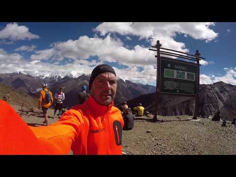 Tibet Backcountry Mountain Biking