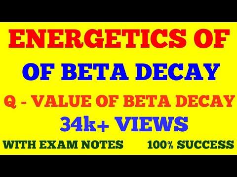 energetics-of-beta-decay-||-q-value-of-beta-decay-||-beta-decay-||
