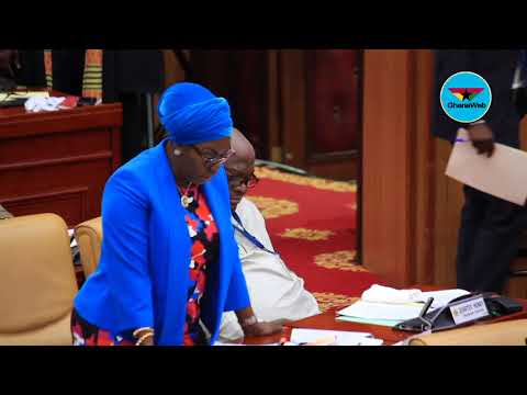 MPs who take double salary will be pursued by Amidu - Ursula Owusu