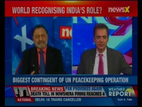 NewsX World Exclusive: NewsX speaks to Indian peacemakers in Congo; 1st ever news channel to cover