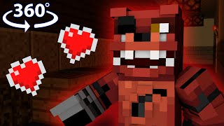 Five Nights At Freddy's 4 - Minecraft 360° Roleplay thumbnail