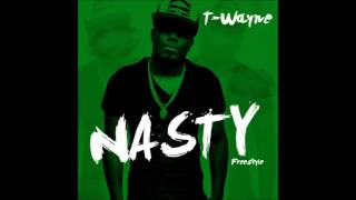 t wayne nasty freestyle instrumental
