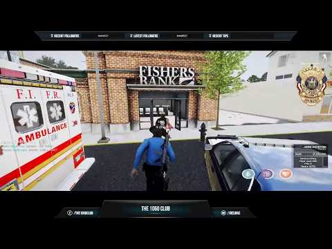 Arma3 Project Life - Chief of Police - Stoney Creek PD.