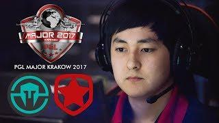 Gambit vs Immortals (CS:GO PGL Major Kraków 2017 Finals) Series Highlights
