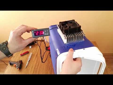 DIY Cooler , Peltier module