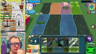 Card Wars - Treasure Cat & El Fisto!