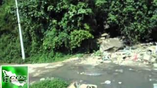 Obras inconclusas en el municipio de Filomeno Mata Veracruz