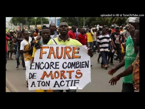 Togo protesters demand constitutional reform