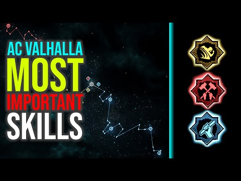 MOST IMPORTANT SKILLS - Assassin's Creed Valhalla (AC Valhalla Tips and Tricks)