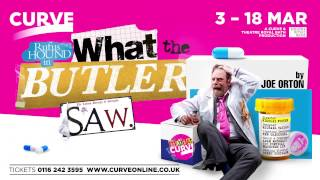 What the Butler Saw - Behind the Scenes