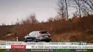 Тест-драйв Audi RS6 Avant