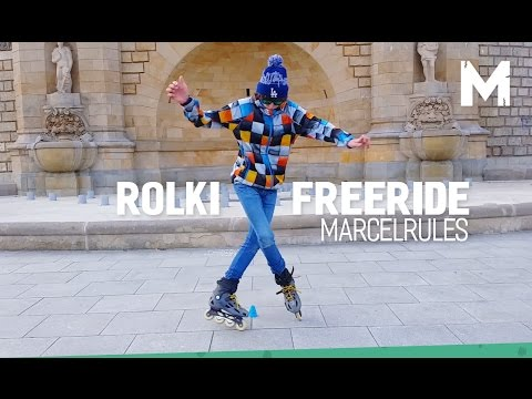 Rolki Freeride 2016 - MarcelRules